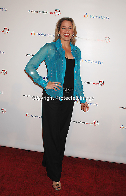 "Cady Huffman..arriving at ""Events of the Heart"" Gala on October 1, 2007 ..at Jazz at Lincoln Center.....Photo by Robin Platzer, Twin Images....212-935-0770"
