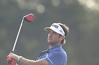 Bubba Watson (USA) tees off the 9th tee during Friday's Round 2 of the 118th U.S. Open Championship 2018, held at Shinnecock Hills Club, Southampton, New Jersey, USA. 15th June 2018.<br /> Picture: Eoin Clarke | Golffile<br /> <br /> <br /> All photos usage must carry mandatory copyright credit (&copy; Golffile | Eoin Clarke)