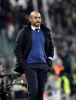 Porto coach Nuno Espirito Santo follows the game during the Champions League round of 16 soccer match against Porto at Turin's Juventus Stadium, 14 March 2017. Juventus won 1-0 (3-0 on aggregate) to reach the quarter finals.<br /> UPDATE IMAGES PRESS/Isabella Bonotto
