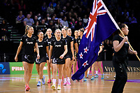 20181018 International Netball Constellation Cup - NZ Silver Fans v Australia Diamonds