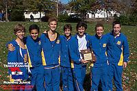 Boys Trophy Teams MICDS & John Burroughs
