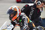 hertz british grand prix during the world championship 2014.<br /> Silverstone, england<br /> August 28, 2014. <br /> FP MotoGP<br /> Box<br /> efren vazquez<br /> PHOTOCALL3000/ RME