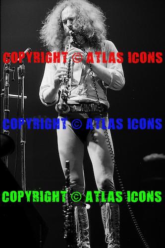 JETHRO TULL LIVE 1973, NEIL ZLOZOWER