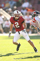 18 November 2006: Nick Sanchez during Stanford's 30-7 loss to Oregon State at Stanford Stadium in Stanford, CA.