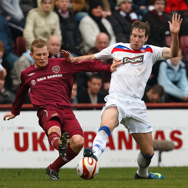 Andrew Driver and Kirk Broadfoot.