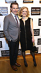 Ethan McSweeney and Nancy Anderson attends the 2018 New York Theatre Workshop Gala at the The Altman Building on April 16, 2018 in New York City