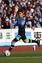 Yusuke Tasaka (Frontale), MARCH 5, 2011 - Football : 2011 J.LEAGUE Division 1 between Kawasaki Frontale 2-0 Montedio Yamagata at Kawasaki Todoroki Stadium, Kanagawa, Japan. (Photo by YUTAKA/AFLO SPORT) [1040]