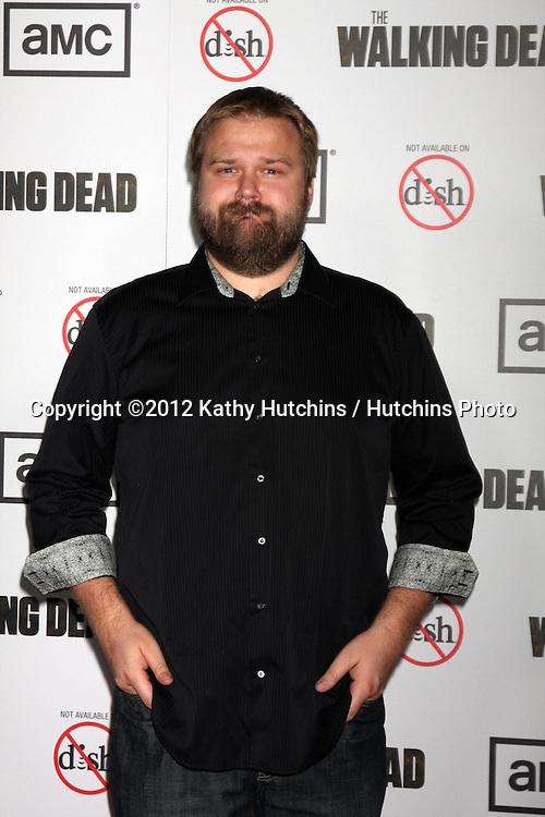"LOS ANGELES - OCT 4:  Robert Kirkman arrives at ""The Walking Dead"" 3rd Season Premiere Screening at Universal Citywalk on October 4, 2012 in Los Angeles, CA"