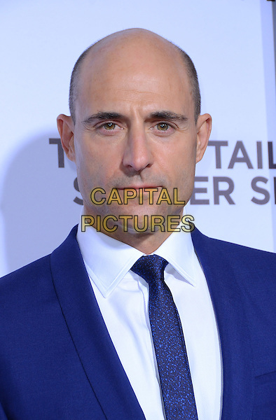Mark Strong.The premiere of Focus Features' 'Tinker, Tailor, Soldier, Spy' held at Arclight Cinema's Cinerama Dome, Los Angeles, California, USA..December 6th, 2011.headshot portrait blue white tie shirt.CAP/ADM/TW.©Tonya Wise/AdMedia/Capital Pictures.