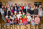 Some of the very talented young people of South Kerry who took part in the Cahersiveen Community Resource Centre Christmas Variety Show on Friday night.