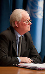 Sir Mark Lyall Grant, Permanent Representative of the United Kingdom to the United Nations..