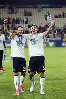 Cracovia (Polonia) 30-06-2017 Calciofinale Europeo Under 21 Polonia 2017 / Germania - Spagna / foto NewsPix/Image Sport/Insidefoto<br /> nella foto: Niklas Stark-Levin Oztunali<br /> ITALY ONLY