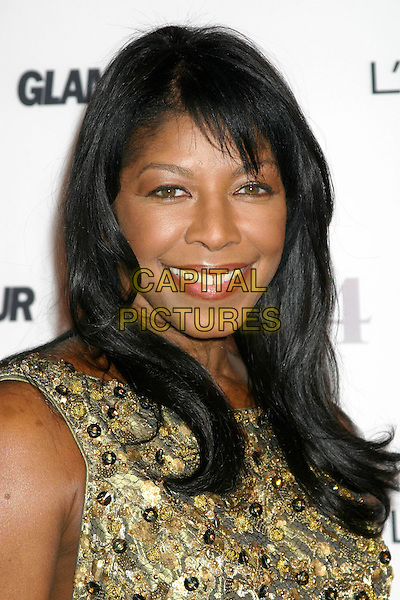 NATALIE COLE<br /> 15th Annual GLAMOUR Women of the Year Awards <br />  American Museum of Natural History<br /> New York City, New York, USA,<br /> 8th November 2004.<br /> portrait headshot<br /> Ref: IW<br /> www.capitalpictures.com<br /> sales@capitalpictures.com<br /> &copy;Capital Pictures