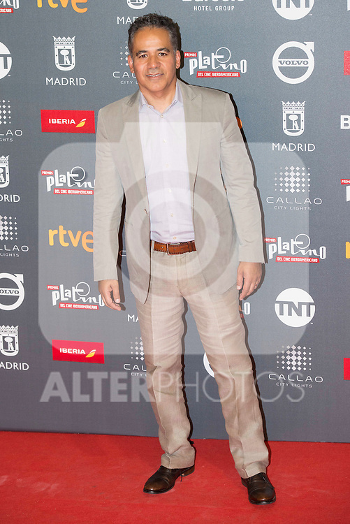 John Ortiz attends to welcome party photocall of Platino Awards 2017 at Callao Cinemas in Madrid, July 20, 2017. Spain.<br /> (ALTERPHOTOS/BorjaB.Hojas)