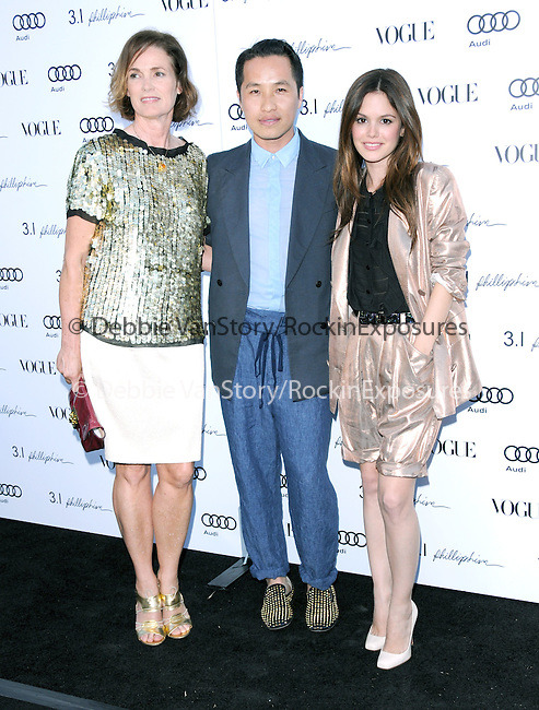 Lisa Love,Phillip Lim & Rachel Bilson at The 1 Year Anniversary of 3.1 phillip lim L.A. Store in West Hollywood, California on July 15,2009                                                                   Copyright 2009 Debbie VanStory / RockinExposures
