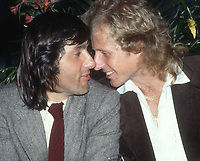 #VitasGerulaitis #IlieNastase 1978<br /> Photo By Adam Scull/PHOTOlink.net
