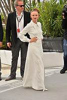 "CANNES, FRANCE. May 23, 2019: Sara Forestier at the photocall for ""Oh Mercy!"" at the 72nd Festival de Cannes.<br /> Picture: Paul Smith / Featureflash"