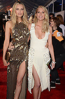 LOS ANGELES, CA - NOVEMBER 20: Sara Foster, Erin Foster at Westwood One on the carpet at the 2016 American Music Awards at the Microsoft Theater in Los Angeles, California on November 20, 2016. Credit: David Edwards/MediaPunch