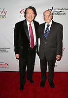 LOS ANGELES, CA - NOVEMBER 3: Dr. Brian Durie, Robert A. Kyle, at The International Myeloma Foundation's 12th Annual Comedy Celebration at The Wilshire Ebell Theatre in Los Angeles, California on November 3, 2018.   <br /> CAP/MPI/FS<br /> &copy;FS/MPI/Capital Pictures