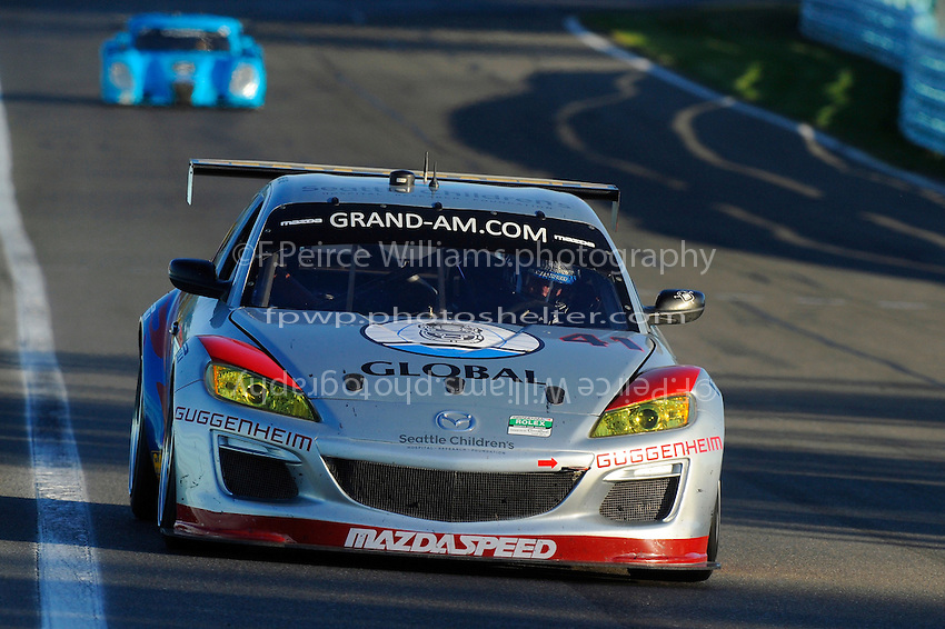 #41 Dempsey Racing RX-8 of Gue & Keen