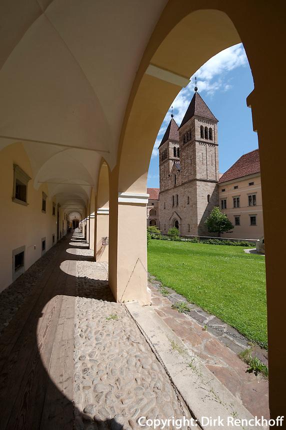 Österreich, Steiermark, Abteikirche von Stift Seckau