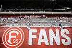nph00351:  Fussball, 1. Bundesliga, Saison 19/20, 26. Spieltag, Fortuna Düsseldorf - FC Paderborn 07, 16.05.2020: Leere Zuschauerränge vor dem Spiel.<br /> <br /> Foto: Moritz Müller/Pool /Verbreitung via Meuter/nordphoto<br /> <br /> Nur für journalistische Zwecke! Only for editorial use!<br /> <br /> Gemäß den Vorgaben der DFL Deutsche Fußball Liga ist es untersagt, in dem Stadion und/oder vom Spiel angefertigte Fotoaufnahmen in Form von Sequenzbildern und/oder videoähnlichen Fotostrecken zu verwerten bzw. verwerten zu lassen. DFL regulations prohibit any use of photographs as image sequences and/or quasi-video.