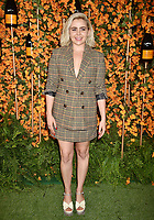 PACIFIC PALISADES, CA - OCTOBER 06: Mae Whitman arrives at the 9th Annual Veuve Clicquot Polo Classic Los Angeles at Will Rogers State Historic Park on October 6, 2018 in Pacific Palisades, California.<br /> CAP/ROT/TM<br /> &copy;TM/ROT/Capital Pictures