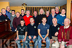 Farranfore Golf Society Awards and AGM at the Munster Bar on Saturday