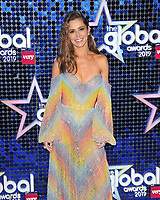 Cheryl (Cheryl Ann Tweedy)<br /> The Global Awards 2019, Hammersmith Apollo (Eventim Apollo), Queen Caroline Street, London, England, UK, on Thursday 07th March 2019.<br /> CAP/CAN<br /> &copy;CAN/Capital Pictures