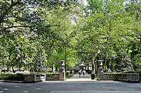 Rittenhouse Square, Park, Philadelphia, Pennsylvania, USA