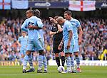 310312 Manchester City v Sunderland