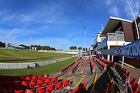Detail view of the ground ahead of Leicestershire CCC vs Essex CCC, Specsavers County Championship Division 2 Cricket at the Fischer County Ground, Grace Road on 23rd August 2016