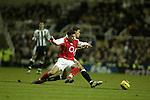 291204 Newcastle Utd v Arsenal