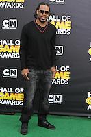 SANTA MONICA, CA, USA - FEBRUARY 15: Richard Sherman at the 4th Annual Cartoon Network Hall Of Game Awards held at Barker Hangar on February 15, 2014 in Santa Monica, California, United States. (Photo by David Acosta/Celebrity Monitor)