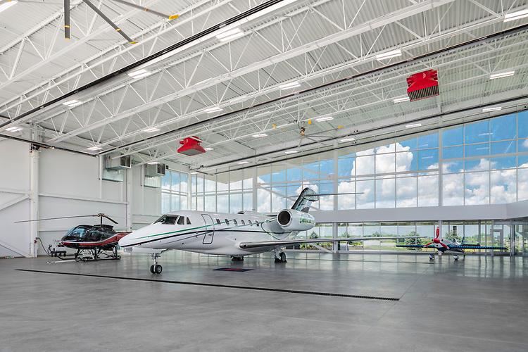 The Connor Group Hangar   Moody Nolan