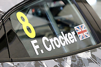TCR UK test day. Finlay Crocker.