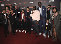 """11/7/18 - Hollywood:  Los Angeles Premiere of FOX Sports Films'  """"They Fight"""" - Arrivals"""