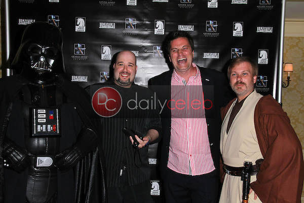 Mark Waelti and guests<br />