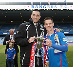 Lee Wallace and Ian Black