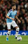 Riyad Marhez of Manchester City during the Carabao Cup match at Old Trafford, Manchester. Picture date: 7th January 2020. Picture credit should read: Darren Staples/Sportimage