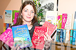 BOOK EXCHANGE: Jenny O'Sullivan from Glenbeigh who has set up a new book exchange for locals book enthusiasts.