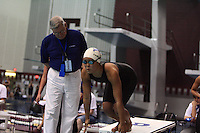 March 19th, 2009:. 2009 Women's NCAA Swimming & Diving  Championships held on the Texas A&M campus in College Station, Texas.