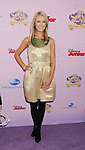 """BURBANK, CA - NOVEMBER 10: Brooke Anderson arrive at the Disney Channel's Premiere Party For """"Sofia The First: Once Upon A Princess"""" at the Walt Disney Studios on November 10, 2012 in Burbank, California."""