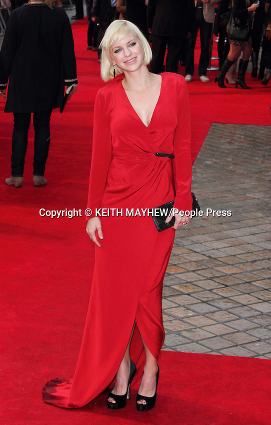 London - World Premiere of 'The Dictator' at the Royal Festival Hall, London - May 10th 2012..Photo by Keith Mayhew.