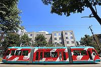 SU 125th Streetcar Wrap - Broadway/Capitol Hill