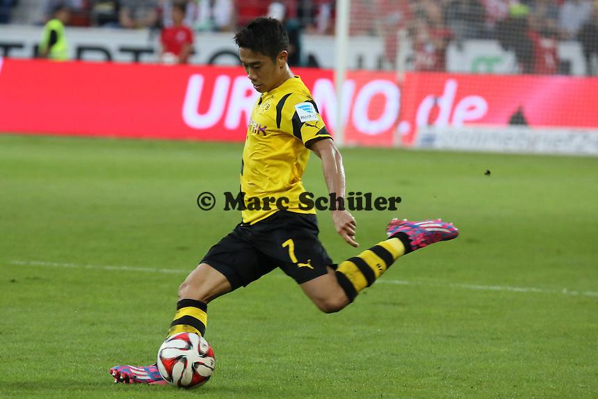 Shinji Kagawa (BVB) - 1. FSV Mainz 05 vs. Borussia Dortmund, Coface Arena