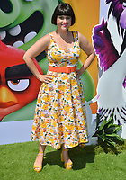 "LOS ANGELES, USA. August 10, 2019: Rebekka Johnson at the premiere of ""The Angry Birds Movie 2"" at the Regency Village Theatre.<br /> Picture: Paul Smith/Featureflash"