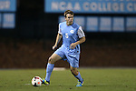 18 October 2013: North Carolina's Alex Walters. The University of North Carolina Tar Heels hosted the Syracuse University Orangemen at Fetzer Field in Chapel Hill, NC in a 2013 NCAA Division I Men's Soccer match. UNC won the game 1-0.