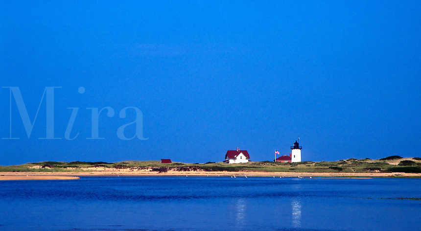Race Point Light   Provincetown, Cape Cod, Massachusetts<br />