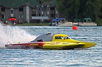"John Grigg, GP-52 ""Wanna Bee"" (Grand Prix Hydroplane(s)"